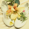 Brides shoes for dancers