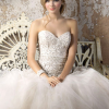 Gorgeous sweetheart wedding dresses 2012
