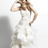 Key rock collection of wedding dresses Yolan Cris 2013