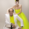 WEDDING DRESSES IN FLUORESCENT COLORS