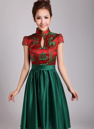 Chinese Style Prom dresses New Style 2012,From bbs of china.