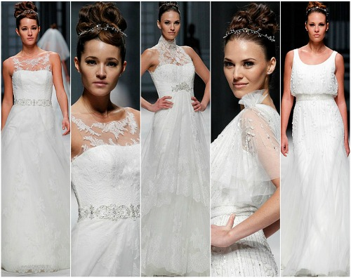 La Sposa 2013, selection of wedding dresses. Photo: La Sposa