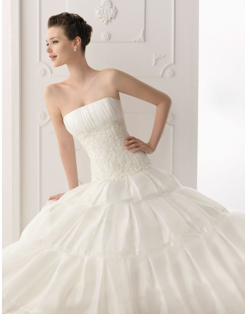 Alma Bridal Gowns 2012