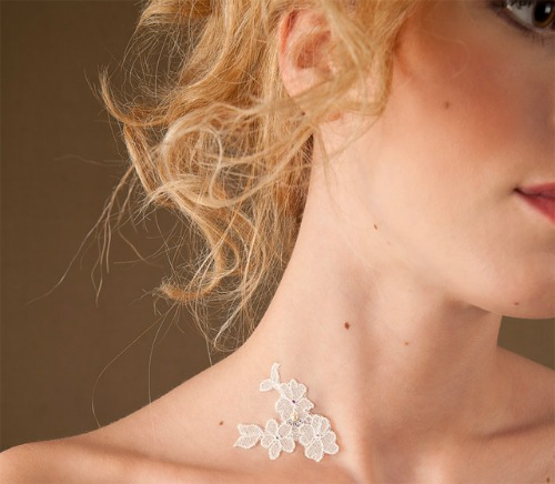 wedding skin jewels