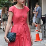 Dress Up:Red and Pink Colors