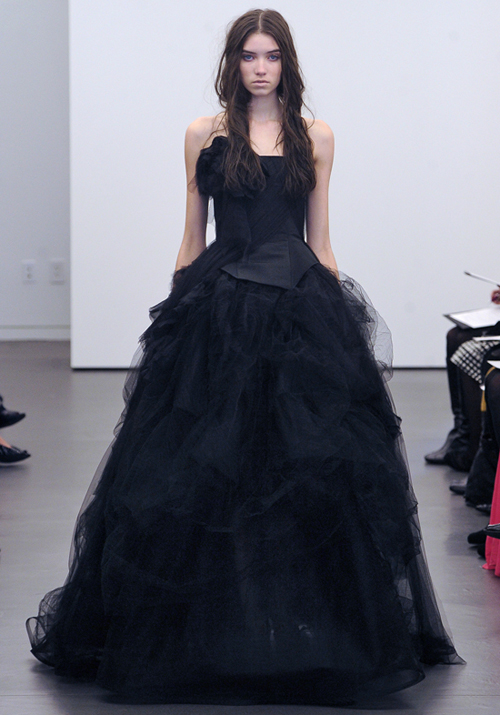 Vera Wang Fall 2012 Bridal Collection