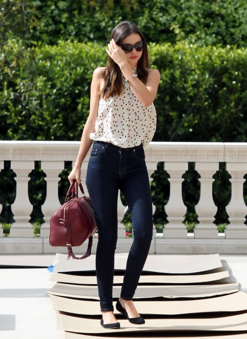 street style :she is amazing! sooo much love this look :)