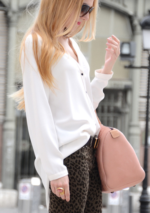 fashion tumblr-street style:simply splendid and nonchalant