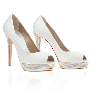 2012 Bridal Shoes Le Silla