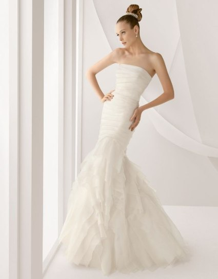 Rosa Clara wedding dress - Agora