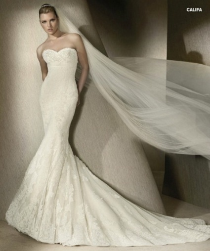 Bridal Gown San Patrick - Califa