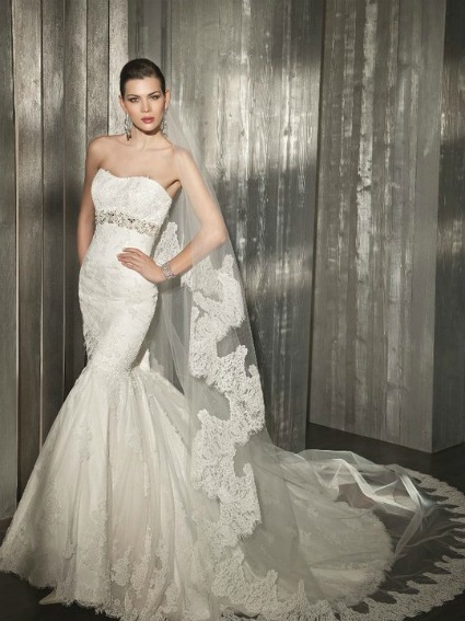 Wedding dress Cosmobella - CO7502
