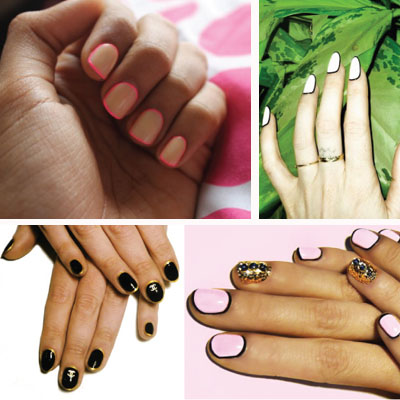 Border Nails: New for our nails!