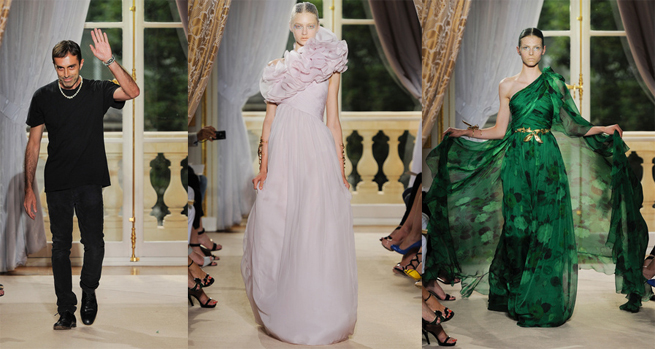 Dresses by Giambattista Valli autumn-winter 2012/2013