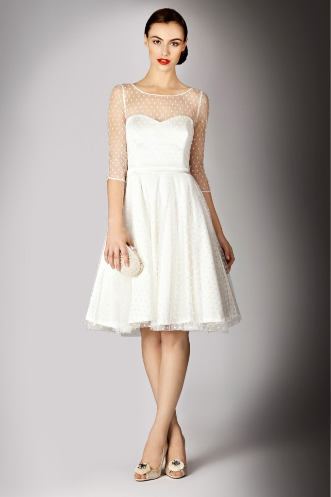 2013 Dresses and Accessories for Non-Traditional Brides