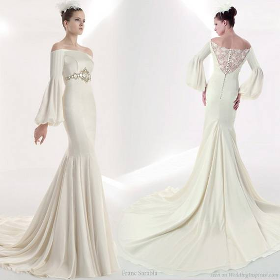 Spanish Wedding Dresses: 2013 Spanish Style Wedding Dresses