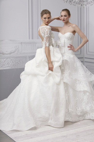 Wedding Dresses Spring Summer 2013 Trends