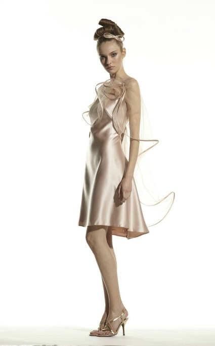 Suzanne Ermann evening dress, model 1019 - Photo: Suzanne Ermann