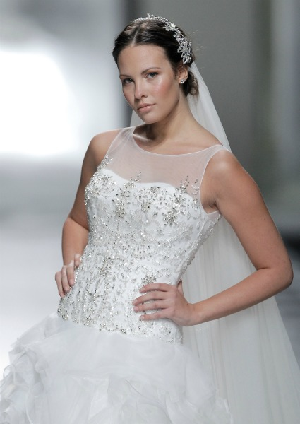 Wedding Dresses 2014 New trends