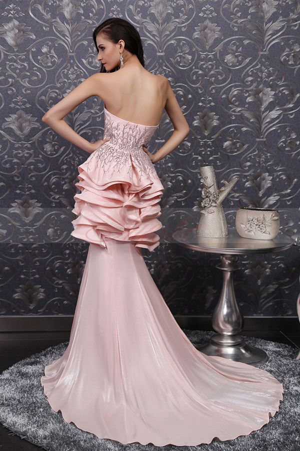 Prom dresses Mermaid Style-4