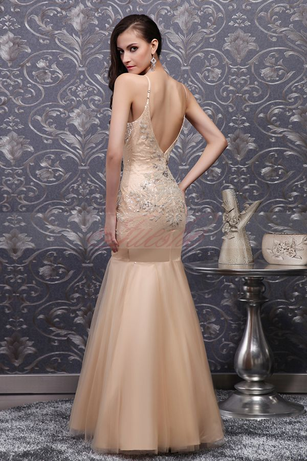 Prom dresses Mermaid Style-5