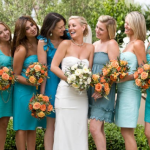 4 tips for choosing bridesmaid dresses