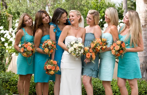 choose your bridesmaids dresses