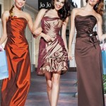 Bridesmaid dress:GRAB ATTENTION IN ANY WEDDING
