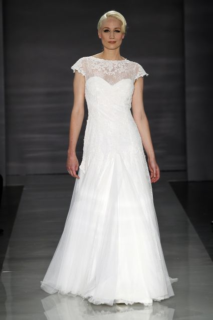 Wedding Gowns Cymbeline 2014 - Model Hilda