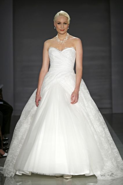 Wedding Gowns Cymbeline 2014 - Model Hadda
