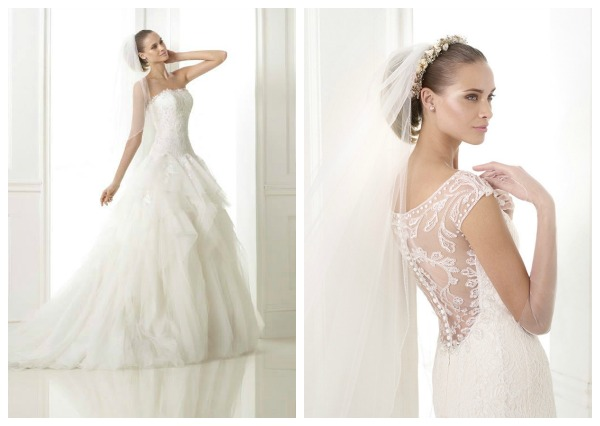 Pronovias Collection 2015 Bridal Gowns