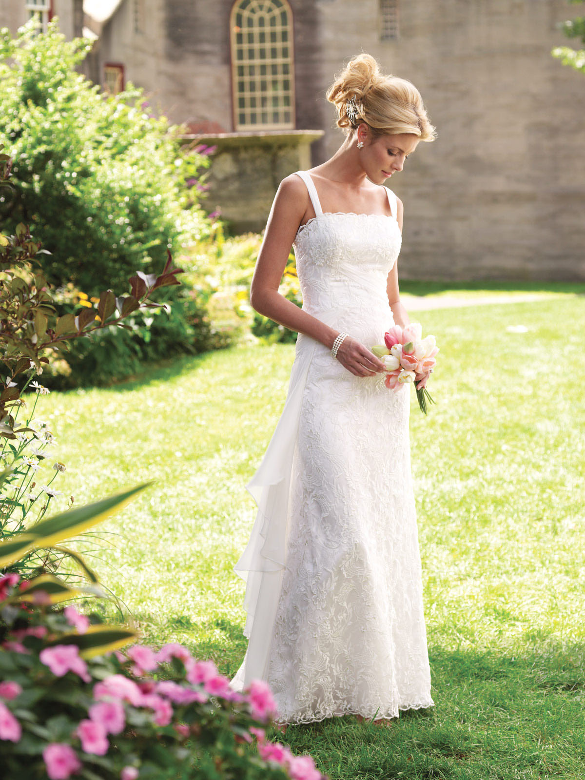 Top 10 perfect beach wedding dresses of 2014 for My perfect wedding dress