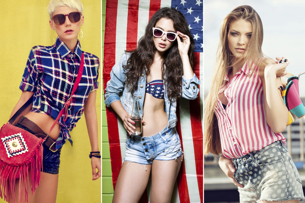 Fashion Ideas for Independence Day