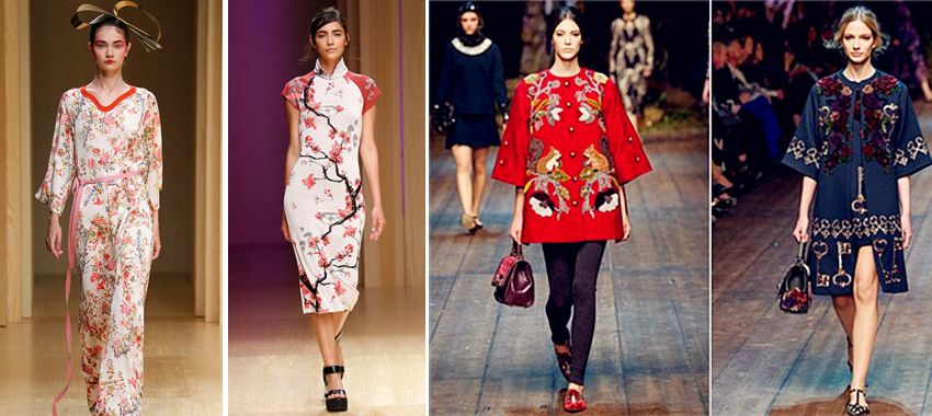 The most chic and flattering Eastern ons