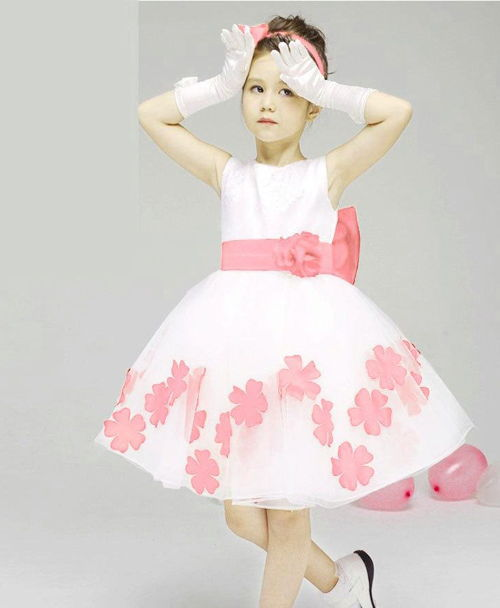 7-year-old girl dresses