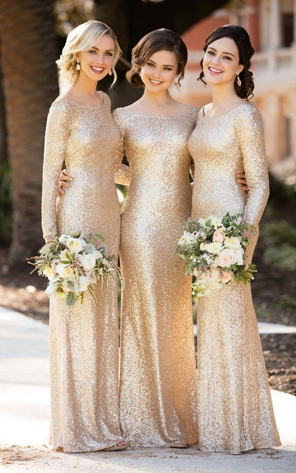 Vintage Wedding Dresses For 2017 : The origin of vintage bridesmaid dresses shinedresses