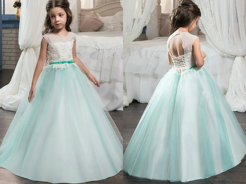 Flower Girl Dresses for Girls 2018