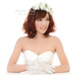 Different Wedding Headpieces for Girls Inborn with Respective Natures