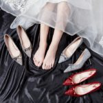 Four Things your Wedding Shoes Must Have