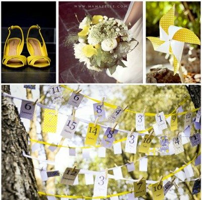 Wedding style: each his own! - Mamazelle