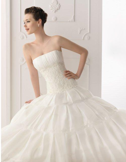 Alma Bridal Gowns 2012