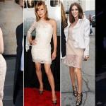 Nude lace dresses 2012