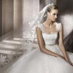 Wedding dresses with square neckline
