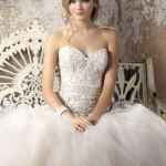 Gorgeous sweetheart wedding dresses 2012