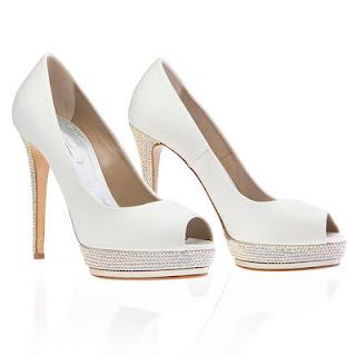 2012 Bridal Shoes Le Silla