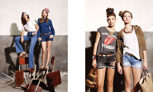 Spring-Summer 2012 Fashion Colors