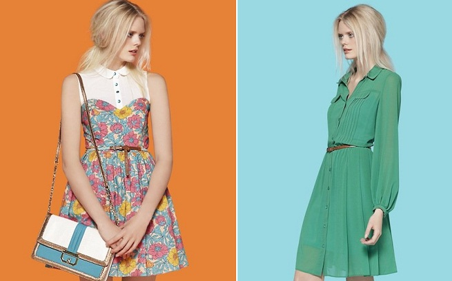 Advancement of spring-summer collection 2012 Primark