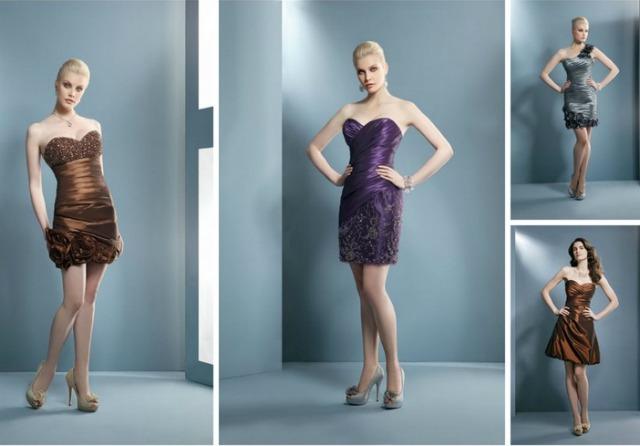 Cocktail Dresses Demetrios 2012