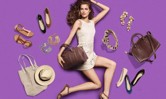 ACCESSORIES H & M SPRING 2012