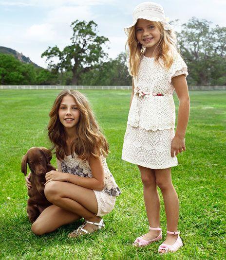 H & M SPRING 2012 FOR CHILDREN